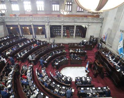 La ley de vacunas contra el covid - 19 fue aprobada con el voto a favor de 145 diputados. Fotografía: Congreso.