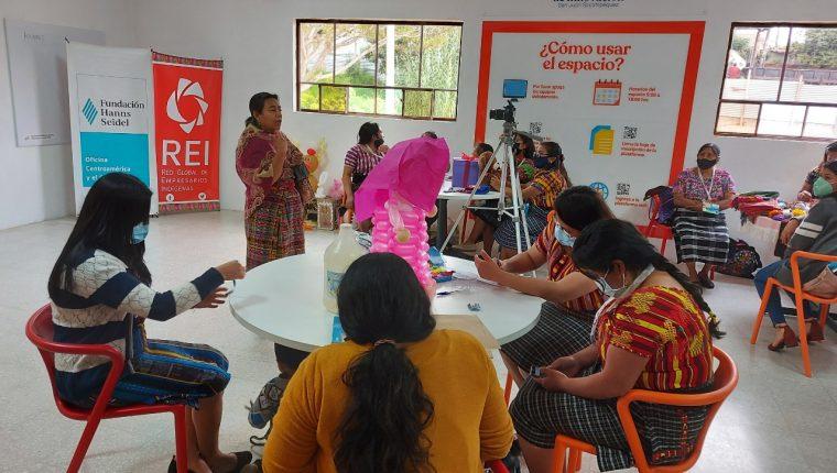 Red Global de Empresarios Indígenas