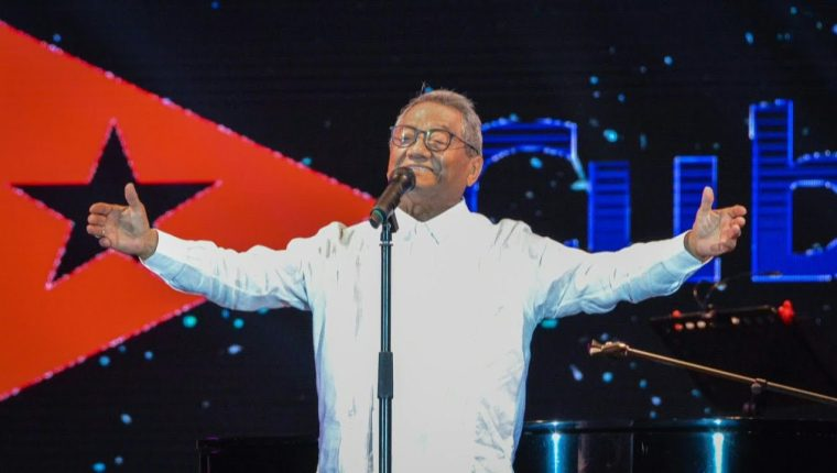 Armando Manzanero, uno de los representantes de la música mexicana. (Foto: AFP)
