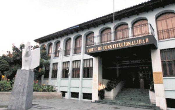El juez Mynor Moto fue designado por el CANG como magistrado en la CC. (Foto Prensa Libre: Hemeroteca).