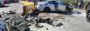 En el 2020, en el ramo de automóviles se reclamaron más de 78 mil pólizas y se pagaron Q637 millones, menos que en el 2019 en ambos rubros. (Foto Prensa Libre: Hemeroteca)