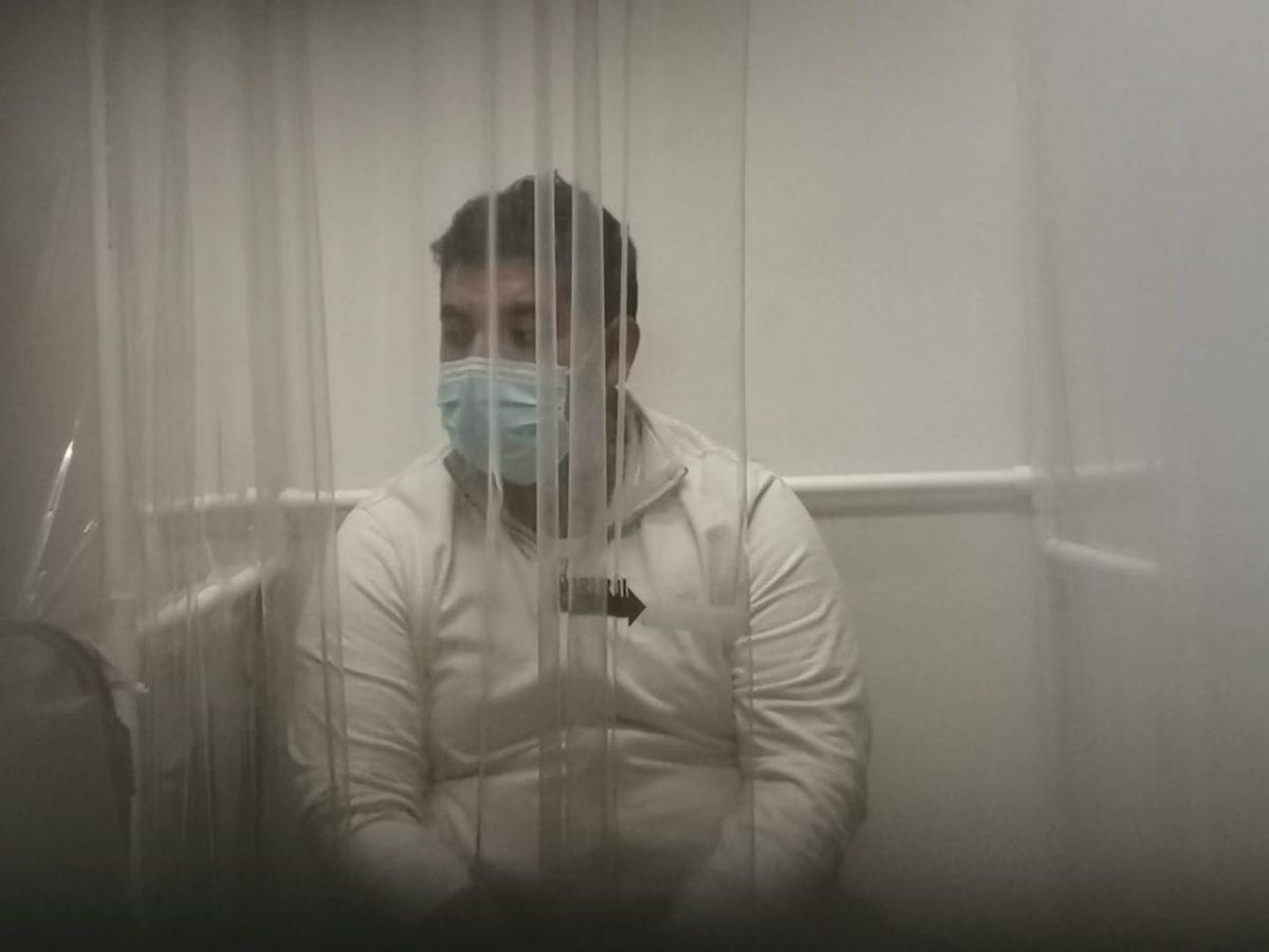 Ligan a proceso a esposo de Luz María del Rocío López y lo trasladarán al Preventivo de la zona 18
