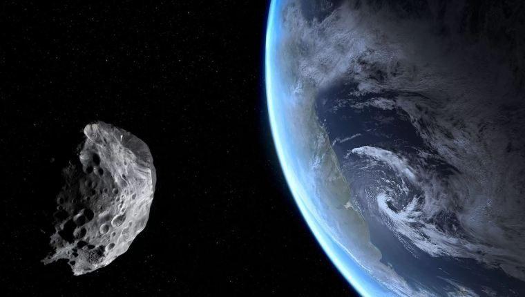Científicos de la UNAM determinaron la probabilidad de que el asteroide JF1 impacte a la Tierra en mayo de 2022