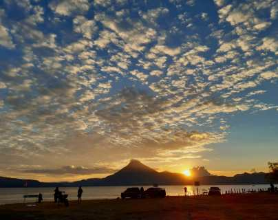 Fotogalería: El cielo regaló un sorprendente espectáculo en Guatemala este 5 de enero de 2021