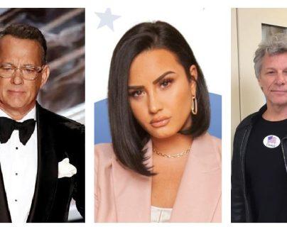 El show de la investidura de Biden será presentado por Tom Hanks y contará con artistas como Demi Lovato y Bon Jovi