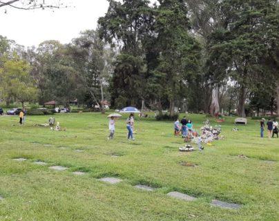 Servicios privados de funerales crecen un 30% en Guatemala en el año de pandemia