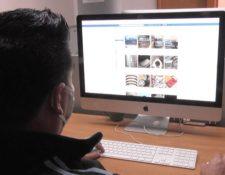 La SAT implementará nuevas medidas de control y fiscalización para el comercio electrónico. (Foto Prensa Libre: Hemeroteca)