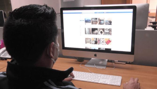 Las compras en redes sociales siguen siendo relevantes para el canal en línea. (Foto Prensa Libre: Hemeroteca)