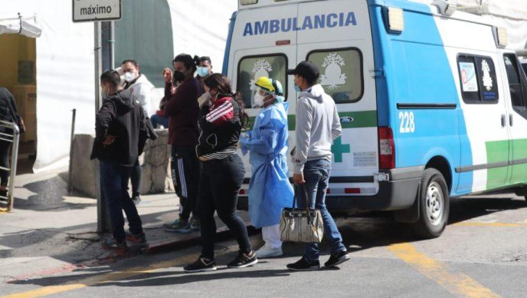 En los últimos días ha habido aumento de casos de coronavirus en Guatemala. (Foto Prensa Libre: Érick Ávila)