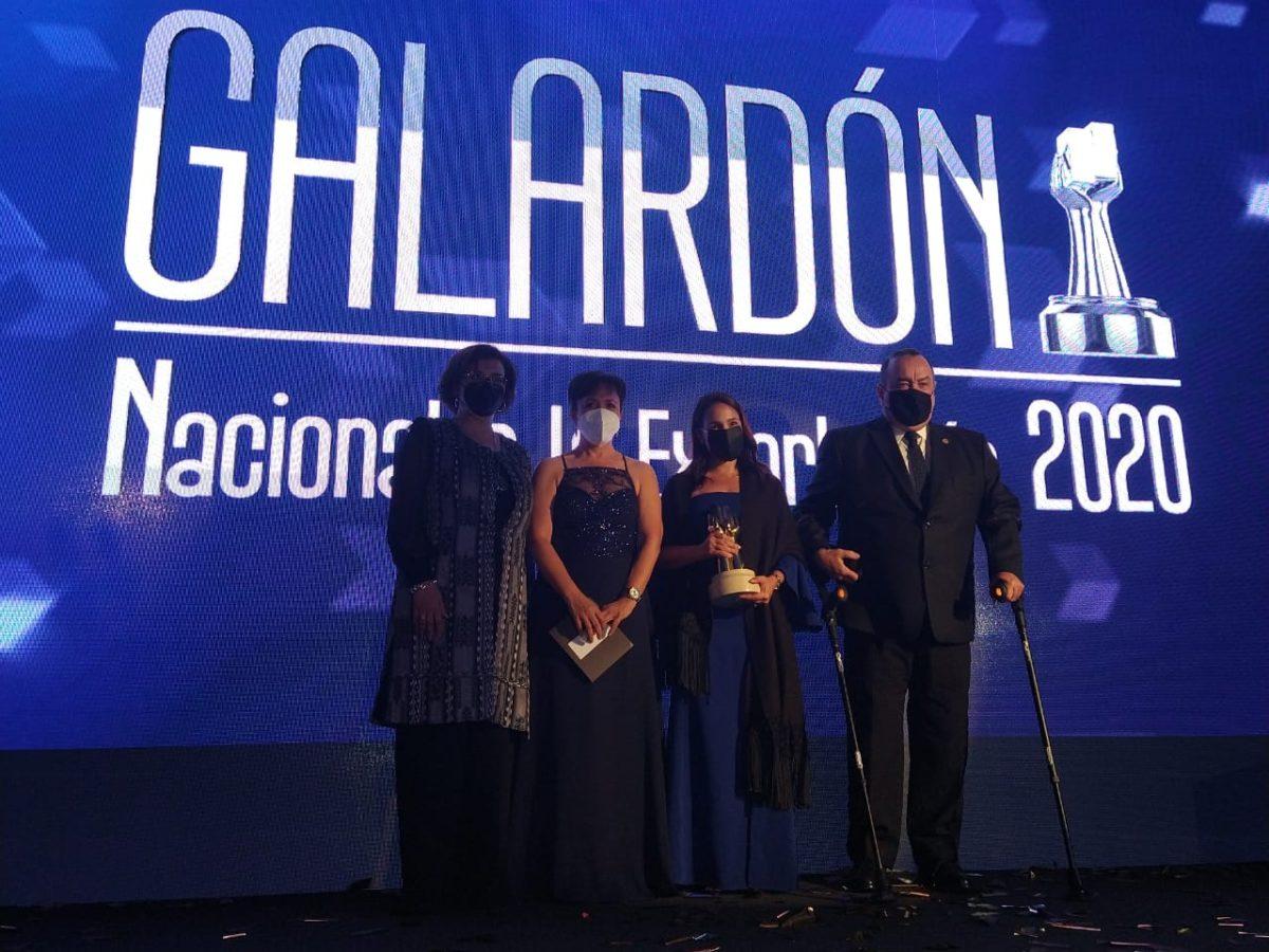Industria Licorera Quezalteca gana el reconocimiento a Exportador del Año 2020