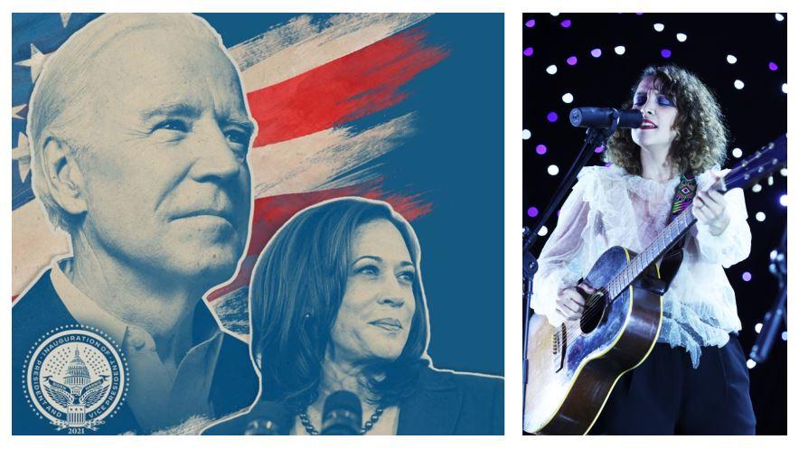 Gaby Moreno participará en el Latino Inaugural 2021 de Joe Biden y Kamala Harris