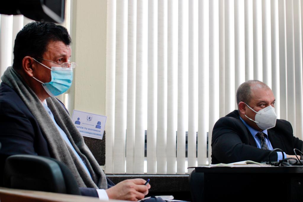 Cuáles fueron los señalamientos contra Estuardo Galdámez y cómo fue su defensa en el caso Asalto al Ministerio de Salud