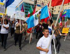 Cerca de 1.4 millones de guatemaltecos radican en EE. UU., según datos de la Oficina del Censo de ese país. (Foto Prensa Libre: Hemeroteca PL)
