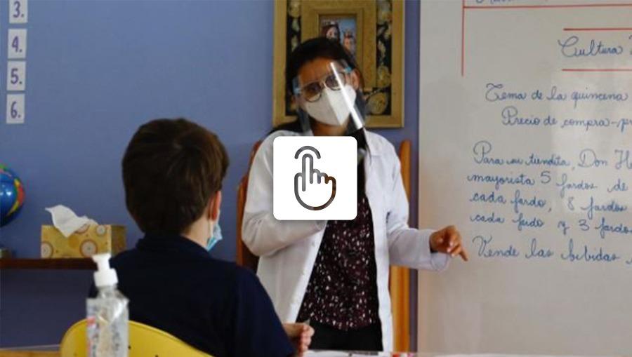 ¿Cómo hacer seguro el regreso a clases a pesar del coronavirus?