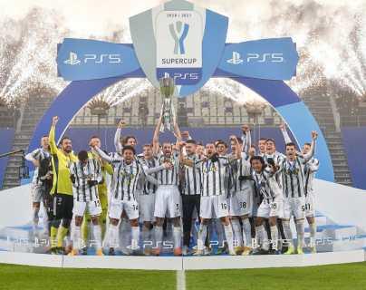Cristiano Ronaldo y Morata hacen campeón a la Juventus de Turín