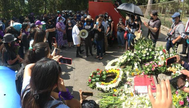 Organizaciones piden al MP trabajar en coordinación para atender a las mujeres víctimas