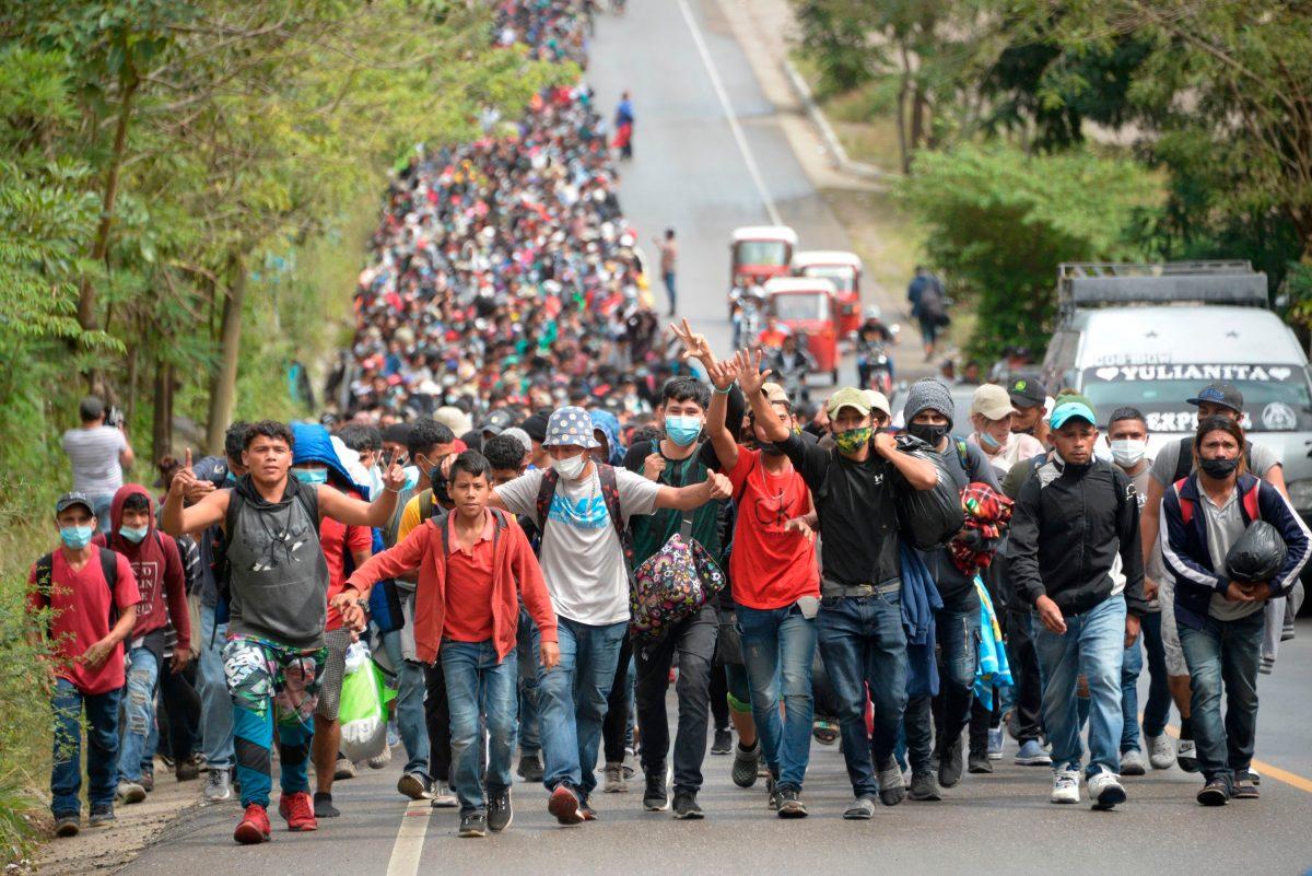 Guatemala está rezagado en millonario plan para detener la migración