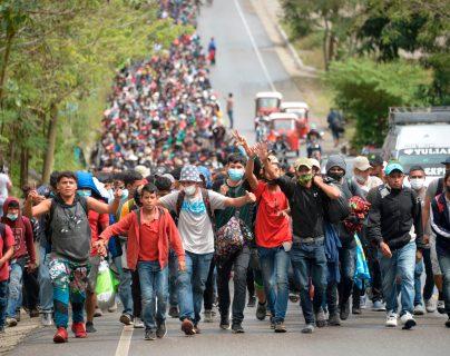 """""""La situación en la frontera no ha cambiado"""": El mensaje del Gobierno de Biden a los migrantes para que no viajen"""