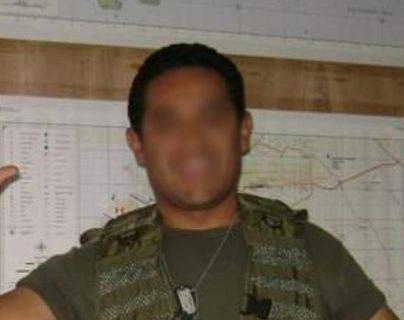El militar guarda prisión preventiva por violar a su hija durante más de diez años. (Foto Prensa Libre: losandes.com.ar)