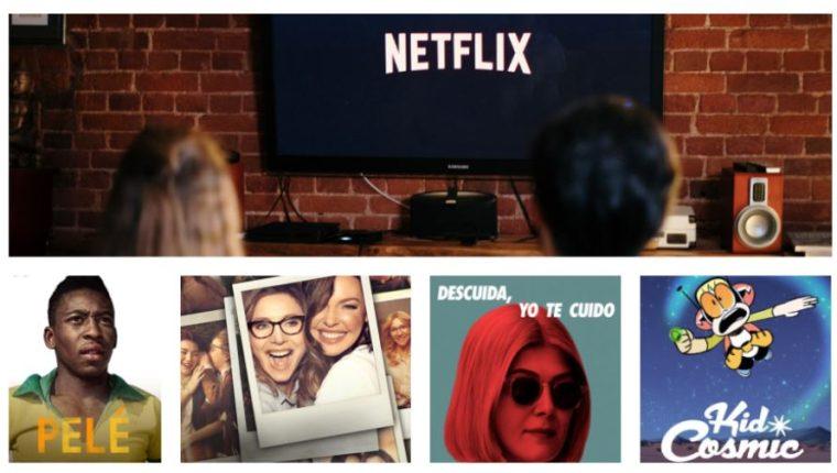 Netflix habilitará nuevos contenidos a su catálogo. (Foto: Netflix)