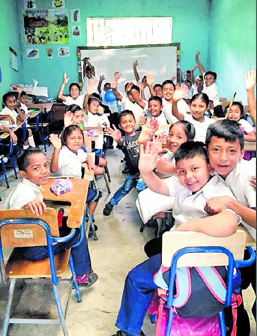 Niños serán evaluados en las escuelas para identificar casos de desnutrición