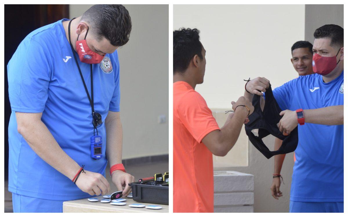 GPS y monitores de frecuencia cardíaca: Conoce la tecnología que utiliza la Selección de Puerto Rico que enfrentará el viernes a Guatemala
