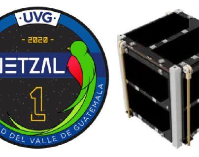 Quetzal-1 es el primer satélite guatemalteco, un proyecto académico realizado por la Universidad del Valle de Guatemala. (Foto Prensa Libre: UVG)