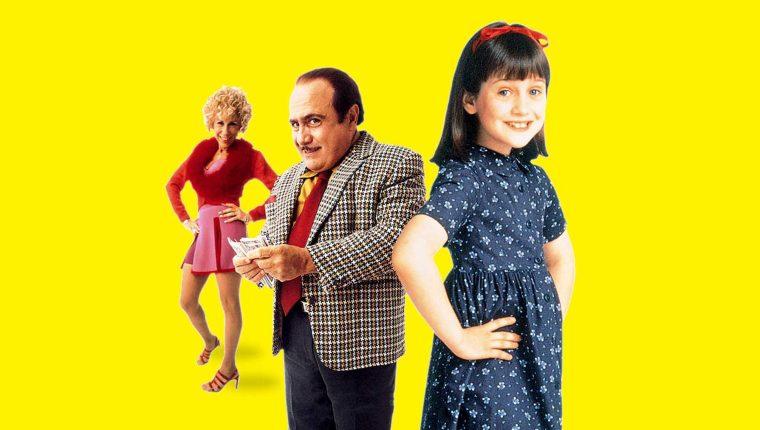 """La película """"Matilda"""" es una de las más recordadas de la década de 1990. (Foto Prensa Libre: Tristar Pictures)"""