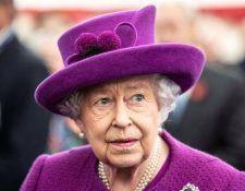 La Reina Isabel II, de 94 años, ha recibido la vacuna contra la covid-19. (Foto Prensa Libre: HemerotecaPL)