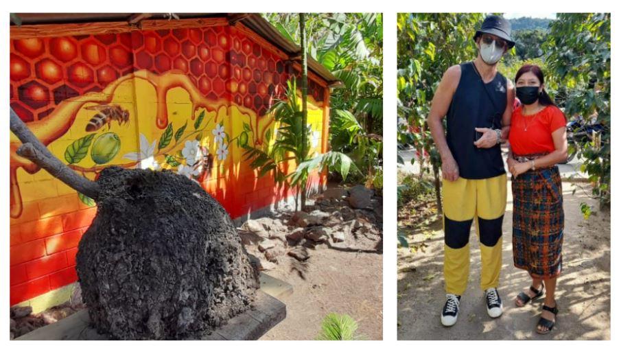 Ricardo Arjona: el cantautor guatemalteco visitó el Mundo de Abejas Mayas en Sololá (por qué le cautivó ese lugar en San Juan La Laguna)