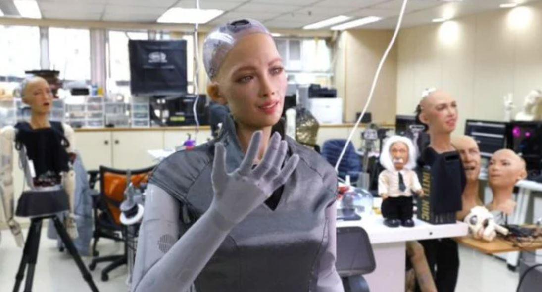 Este es el robot que se fabricaría en masa para apoyar en la pandemia