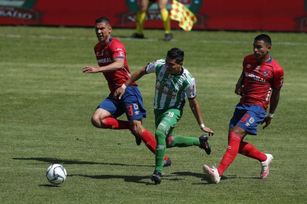 Municipal vs Antigua GFC y Xelajú MC vs Guastatoya este domingo por dos boletos a la final del Apertura 2020
