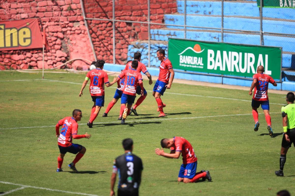 Un agónico gol de José Carlos Martínez pone a Municipal en la final del Torneo Apertura 2020