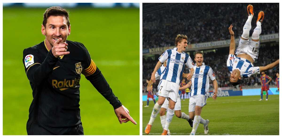 Un Barcelona con Leo Messi reactivado apunta a la Supercopa de España; enfrentarán a una Real Sociedad que ha perdido impulso