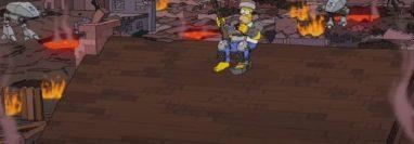Los Simpson predicen una gran catástrofe para 2021 y asustan a todos (Foto Prensa Libre: YouTube)