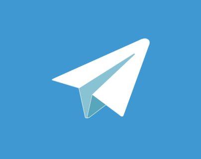 Una opción en Telegram, convierte notas de voz a texto. (Foto Prensa Libre: Pixabay)