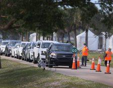 Vacuna covid-19 en Florida
