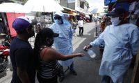 Guatemala supera los 5 mil fallecidos por coronavirus. (Foto Prensa Libre: Hemeroteca PL)