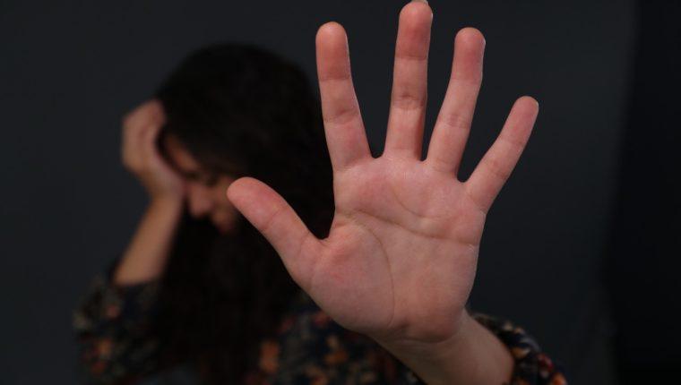 La cultura de violencia contra la mujer persiste en el país. (Foto Prensa Libre: Hemeroteca PL)