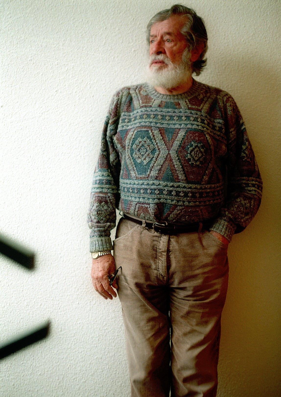 Mario Monteforte Toledo fue una figura representativa de las letras guatemaltecas.