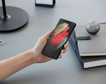 La Serie Galaxy S21 ya está disponible en el país