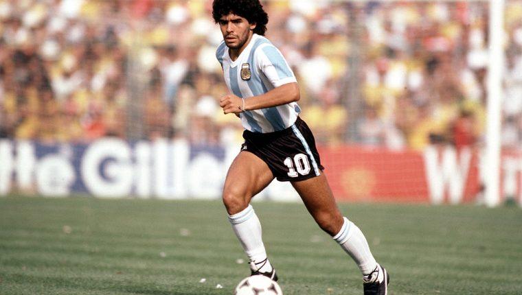 Diego Armando Maradona murió el 25 de noviembre del 2020 de un paro cardiorrespiratorio. (Foto: Hemeroteca PL)