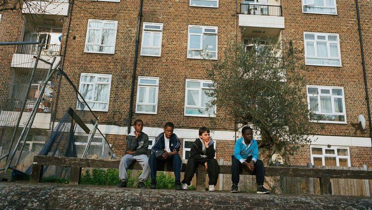 Jamie Preston señala que los adolescentes que acaban en pandillas suelen venir de familias pobres, pero no siempre es así.