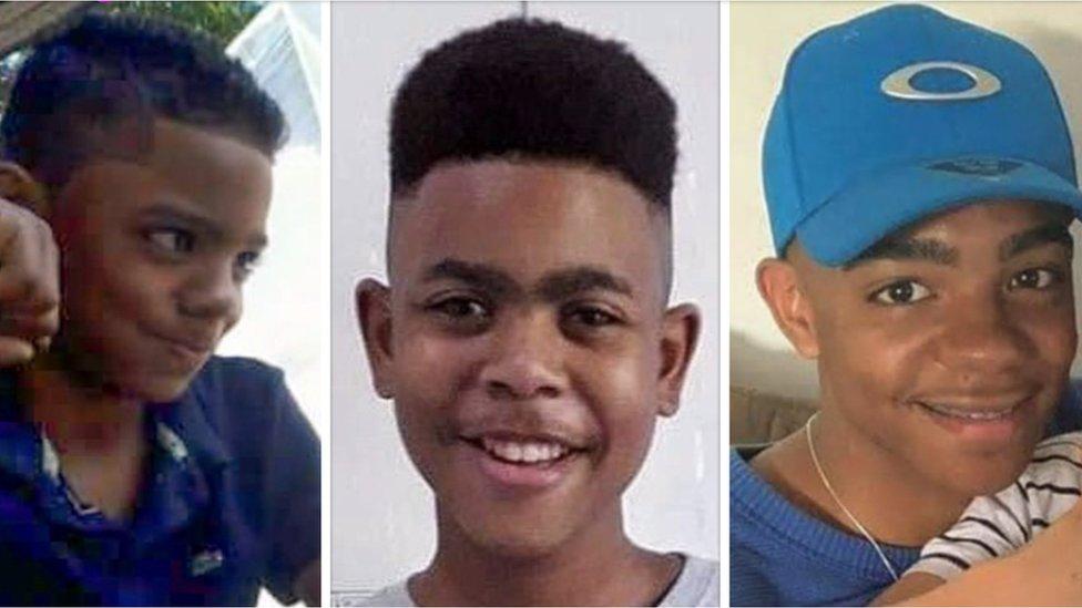 La investigación de la BBC que destapó la cruda realidad que se oculta tras la violencia policial en Brasil