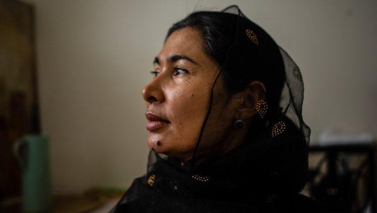 Tursunay Ziawudun pasó nueve meses en los campos de internamiento chinos.