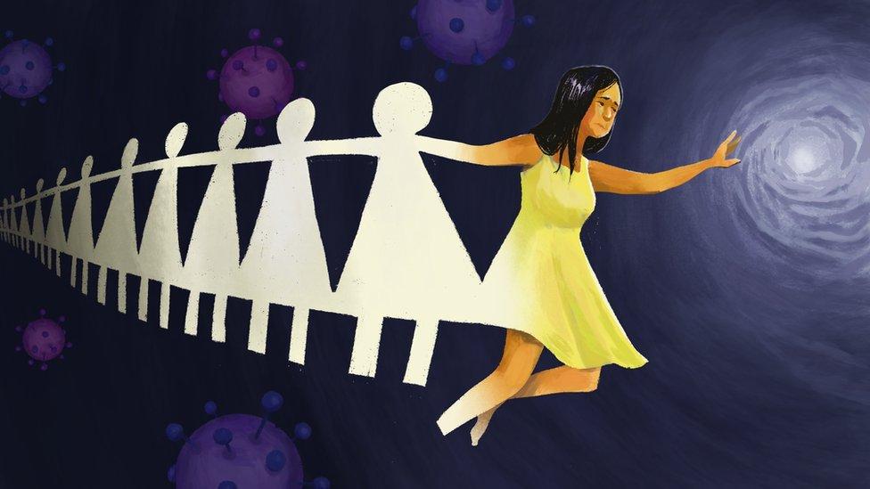 Coronavirus: el inquietante aumento de los suicidios entre las mujeres en Japón durante la pandemia