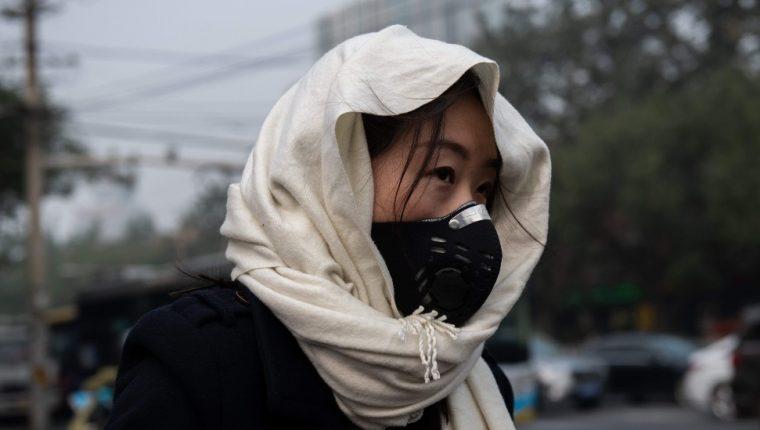 En el este de Asia, una región que incluye a China, cerca de un tercio de las muertes en 2018 se debieron a la contaminación por el uso de combustibles fósiles, de acuerdo al estudio. (GETTY IMAGES)