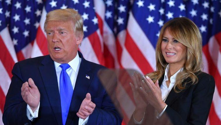 Donald Trump enfrentó un juicio corto y salió victorioso. Pero puede haber consecuencias políticas. (GETTY IMAGES)