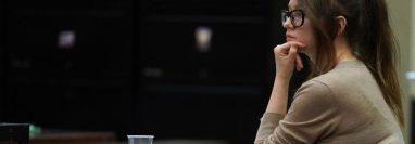 El juicio de Anna Sorokin capturó la atención del público. GETTY IMAGES
