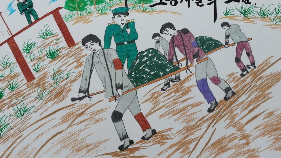 """""""Cuando veo esclavos encadenados en la televisión, me veo a mí mismo"""": las denuncias de los surcoreanos obligados a trabajar en las minas de Corea del Norte"""